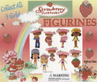 RETIRED STRAWBERRY SHORTCAKE MINI FIGURE CUP CAKE TOPPER COLLECTION YOU PICK ONE