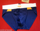 "JOCKO ""Ray"" Navy Color Block Racer Bikini Men's Swimsuit NWT"