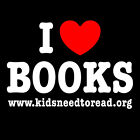 Kids Need to Read I <3 Books T-Shirts