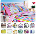 Christopher Adams Egyptian Comfort Printed Bed Sheets in 2 Sizes & 12 Designs