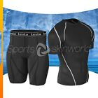 New Mens Compression Under Base Layer Gear Shorts Wear Shirt & Shorts R04BSS07BB