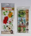 Tonic studios Clear stamps pick of the bunch floral flower  designs 1 pack