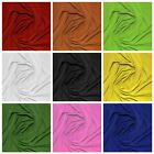 "1 Meter 60"" Wide Polyester Jersey Fabric Dance Fancy Dress  Material"