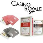 Casino Royale Original Poker Deck in Blue and Red - Linen Finish - Palying Cards