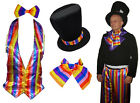 Willy Wonka Fancy Dress Costume Sets Book Week Childrens or Adults