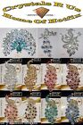 PEACOCK FASHION BROOCH PIN BADGE CRYSTAL DIAMANTE BLING WEDDING BRIDAL OCCASION