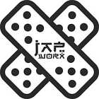 JAPWORX DRIFT PLASTER VINYL CAR STICKER jdm decal drift logo jap worx car club