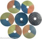 Diamondblades4us Flexible Diamond Resin Polishing Pads | NEOFLEX | 3, 4, 5 Inch