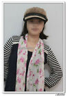 New Women's Fashion Winter Hat Warm Cup 2 colors