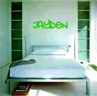 Graffiti style name Wall Sticker vinyl art large graphic decal lounge baby kids