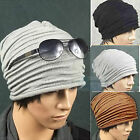 Fashion Hip-Hop Men's/Women's Knit Beanie Slouch Loose Baggy Style Hat Cap P34