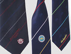 TAEKWONDO TIES - for all ITF Officials in Silk or Microfiber - Also Tie for BTC