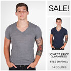 Alternative Apparel The Boss Eco Heather V Neck Tee Shirt Ebay's LOWEST PRICES!!