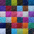 1200pcs 3000pcs czech glass seed beads 12/0 spacer round jewelry findings making