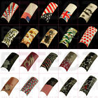 50 Fun Acrylic Pre-Designed Nail Tips 28 Designs to Choose From! UK Seller