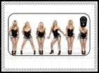 The Big Bang Theory Kaley Cuoco  Iphone 4 / 4s / 5 - Black or White Hard Case