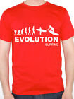 EVOLUTION SURFING - Surf / Sports / Boarding / Watersports Themed Men's T-Shirt