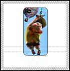 Up Disney Pixar Animation Iphone 4 / 4s / 5 - Black or White Hard Case Russell