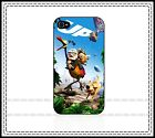 Up Disney Pixar Animation Iphone 4 / 4s / 5 Black or White Hard Case Poster