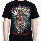 Slayer - World Painted Blood Skull T-Shirt