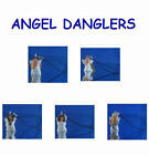 NEW MINI ANGELS DANGLER ORNAMENT FIGURES DECORATION PRAYING HARP HORN GIFTS