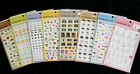 Cute Taiwan Decoration Life Diary Day Planer Organizer Schedule POP Stickers