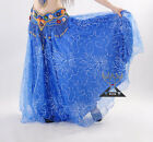 Belly Dance  Embroidered Skirt