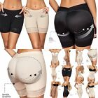 Boxer Body Shaper, Push Up Panty, Low Rise, Levanta Cola XS,S,M,L,XL, Moldeate
