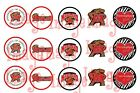 "MARYLAND TERPS BASKETBALL PRECUT 1"" INCH BOTTLECAP IMAGES 4 SCRAPBOOKING CRAFTS"