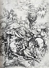 Art Print - Con(Other Version) Of St Paul - Durer Albrecht Altdorfer 1480 1538