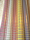 ** FREE*** 2 mtrs curling ribbon CELLOPHANE GIFT WRAP BIRTHDAY CHRISTMAS WEDDING