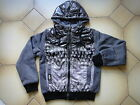 BNWT Boys Warm Hooded Jacket Size 10,12,14