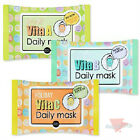 [Holika Holika] Holiday Vita Daily Mask 3 Types Pick one!