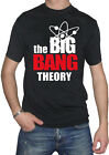 fm10 t-shirt uomo 2 BAZINGA Sheldon the big bang theory CINEMA&TV