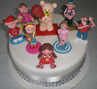 Claydough Figures Birthdays, Mother's Day & Celebration Cake Decoration Toppers