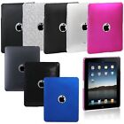 Mulit-Ring Color TPU Hard Case Back Protector Cover For Apple iPad 1 1st Gen