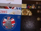 1996-2011 Royal Mint Proof Coin Set Certificate of Authenticity Or Documentation