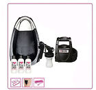 TS20 HVLP Airbrush Spray Tan Kit with machine,Tans, Tent, & Tanning accessories