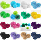 Mixed 3-Sizes Tissue Paper Pom-Poms Flower Wedding Party Home Outdoor Decoration