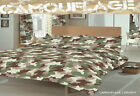 3PC DUVET COVER SET WITH PILLOWCASES SINGLE DOUBLE KING or Curtains Free Postage
