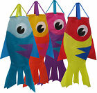 Mini Fish Windsocks 50cm - Various colours