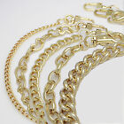 k-craft Purse chain strap Gold handle shoulder crossbody handbag replacement
