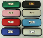 EGO E CIG CASE HOLDER - Soft Lined 8 colours to choose ALL types of EGO -T CE4