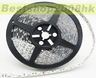 5050 SMD 5M 300 LED Strip Light Non-Waterproof IP65 Ribbon Tape Roll 12V UK New