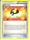 POKEMON BLACK AND WHITE PLASMA BLAST - ULTRA BALL 90/101