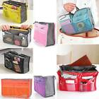 1PC Dual Zipper Portable Multifunction Thicken Storage Bag Case Holder Fashion