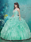 2013 New Quinceanera Dresses Beaded Party Prom Ball Gowns Pageant Cocktail Dress