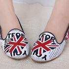 Vogue NEW stlye Women and Lady's Shoes UK Flag Style Shoes Casual Shoes