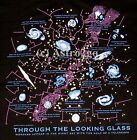 THROUGH THE LOOKING GLASS-Astronomy Space Telescope Stars Glow T shirt NEW S-XXL