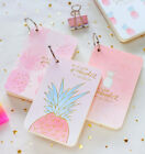 """Cookie Girl"" 1pc Cute Mini Diary Pocket Planner Notebook Journal Memo Free Note"